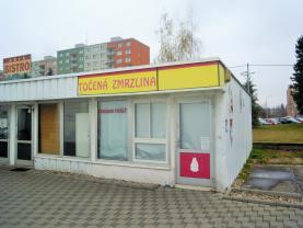 Prodej, prodejní stánek, 28 m2, Plzeň, ul. Karla Steinera