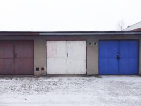 Prodej, garáž, 20 m2, Karviná, ul. Sportovní