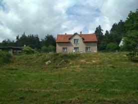 Prodej, stavební pozemek, 907 m2, Hajany - Hajany u Blatné