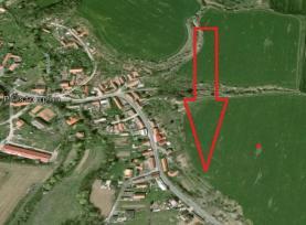 umístění u obce (Prodej, pole, 24.051 m2, Přistoupim), foto 3/3