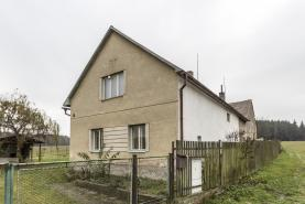 Prodej, rodinný dům, 2907 m2, Bezděkov pod Třemšínem