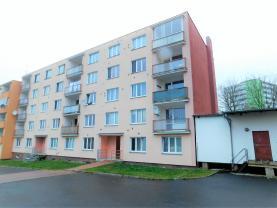 Prodej, byt 1+1, 38 m2, OV, Cheb, ul. Krátká