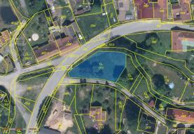 Prodej, pozemek, 648 m2, Skřípov