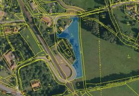 Prodej, pozemek, 2325 m2, Konice - Křemenec