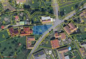 Prodej, pozemek, 375 m2, Skřípov
