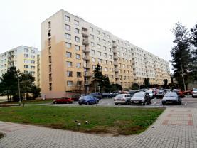 Prodej, byt 3+1, Pardubice, Dubina