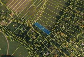 Prodej, pole, 822 m2, Prostějovičky