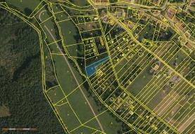 Prodej, les, 1182 m2, Prostějovičky