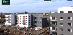 Prodej, byt 1+kk, 44 m2, Praha 9 - Vysočany