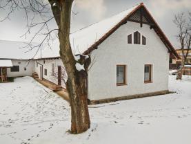 Prodej, rodinný dům, Věšín