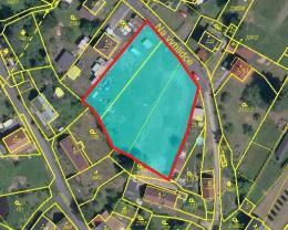 Prodej, stavební pozemek, 2 389 m2, Libá
