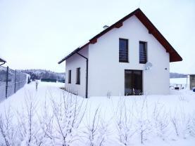 Prodej, rodinný dům, Hodíškov