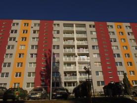 Pronájem, byt 2+1, Česká Lípa, ul. Žitavská