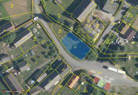 Prodej, pozemek, 482 m2, Mezholezy