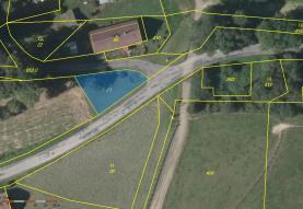 Prodej, pozemek, 387 m2, Ústí nad Orlicí - Dolní Houžovec