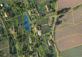 Prodej, pozemek, 979 m2, Dolní Dobrouč - Horní Dobrouč