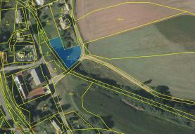 Prodej, pozemek, 1031 m2, Dolní Dobrouč - Horní Dobrouč
