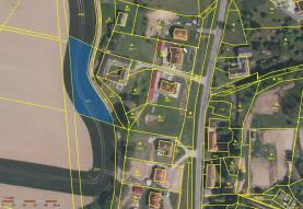 Prodej, pozemek, 1577 m2, Gruna