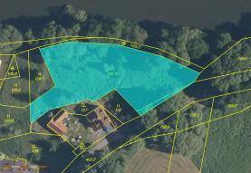 Prodej, pozemek, 2481 m2, Životice