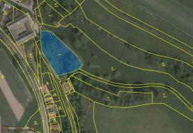 Prodej, pozemek, 2252 m2, Hradec nad Svitavou