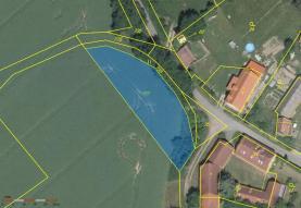 Prodej, pozemek, 1158 m2, Loket - Alberovice