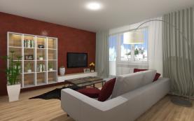 Prodej, byt 3+kk, 70 m2, Praha 10 - Uhříněves