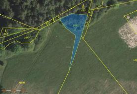 Prodej, pozemek, 535 m2, Bystřice - Kobylí a Plchov