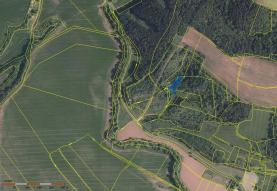 (Prodej, pozemek, 2028 m2, Hořovičky - Vrbice), foto 2/3