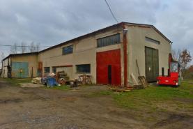 Prodej, výrobní hala s komerčními prostory, 7186 m2, Vilémov