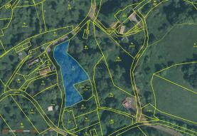 Prodej, pozemek, 2206 m2, Jílové