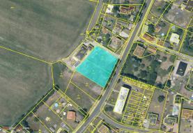 Prodej, 2 stavební parcely, 2000 m2, Karlovy Vary - Kolová