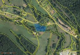 Prodej, pozemek, 3425 m2, Trutnov - Libeč