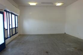 Pronájem, komerční prostory, 92 m2, Dlouhá Třebová