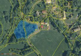 Prodej, pozemek, 3244 m2, Povrly