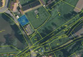 Prodej, pozemek, 246 m2, Vinařice