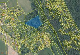 Prodej, pozemek, 6306 m2, Arnoltice