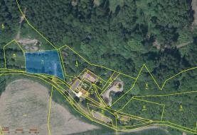 Prodej, pozemek, 1744 m2, Třebušín - Řepčice