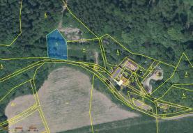 Prodej, pozemek, 1097 m2, Třebušín - Řepčice