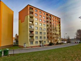 Prodej, byt 1+1, 37 m2, DV, Chomutov, ul. Kamenná