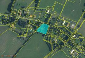 Prodej, pozemek, 3506 m2, Světlá Hora - Dětřichovice