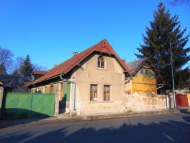 Prodej, rodinný dům 3+kk, 1455 m2, Křinec
