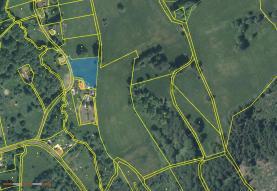 Prodej, pozemek, 2659 m2, Chřibská - Krásné Pole