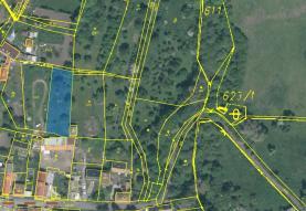 Prodej, pozemek, 1257 m2, Libčeves - Řisuty