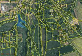Prodej, pozemek, 3085 m2, Tuchořice - Nečemice