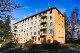 Prodej, byt 3+1, 64 m2, Tachov, ul. Školní