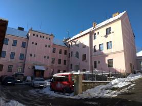 Prodej, byt 1+1, 55 m2, DV, Vimperk