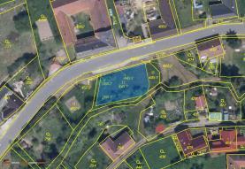 Prodej, pozemek, 512 m2, Skřípov