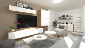 Prodej, byt 3+1, 61 m2 + garáž, Benešov u Prahy