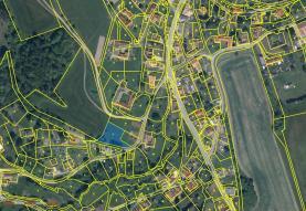 Prodej, pozemek, 1438 m2, Skřípov