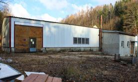 Prodej, výrobní hala, 2358 m2, Malé Vrbno